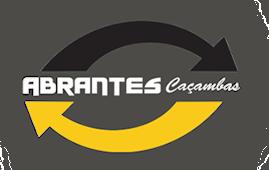 Logo da Abrantes Caçambas